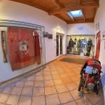 Eingangsbereich Freiwillige Feuerwehr Sarasdorf