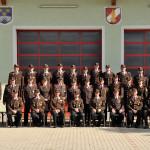 Gruppenfoto Freiwillige Feuerwehr Sarasdorf