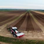 Luftaufnahmen in der Landwirtschaft