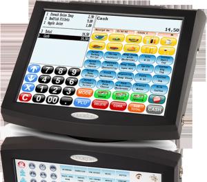 QTouch12 Touchsystem für Gastronomie, Einzelhandel, und mehr