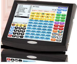 QTouch15 Touchsystem für Gastronomie, Einzelhandel, und mehr