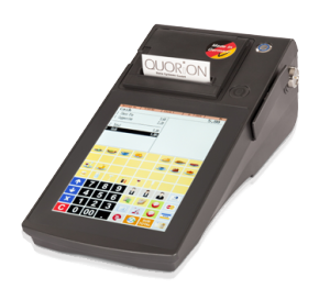 QTouch8 Touchsystem für Cafe´s, Bars, kleine Restaurants, Heurigen, Shops, etc.